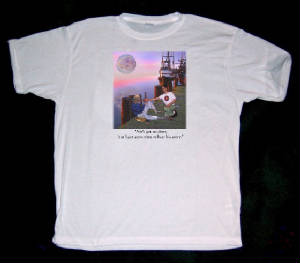 "Alcoholics Anonyous, recovery, AA inspired ""Wharf Rat"" shirt"
