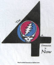 "Grateful Dead inspired ""Not Fade Away"" t-shirt"